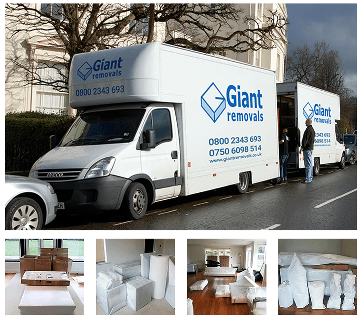 Giant Removals - Packing Service
