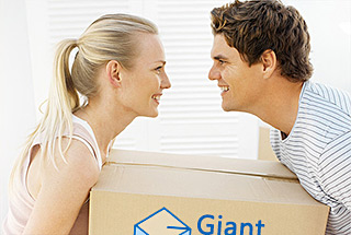Giant Removals Ltd. - House Removals Company in London