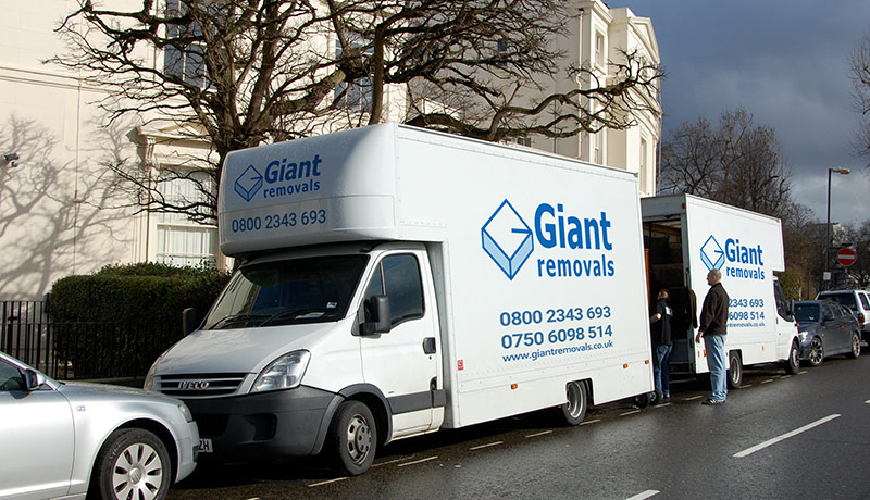 Giant Removals London