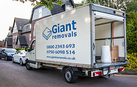 Giant Removals - London Removals Company